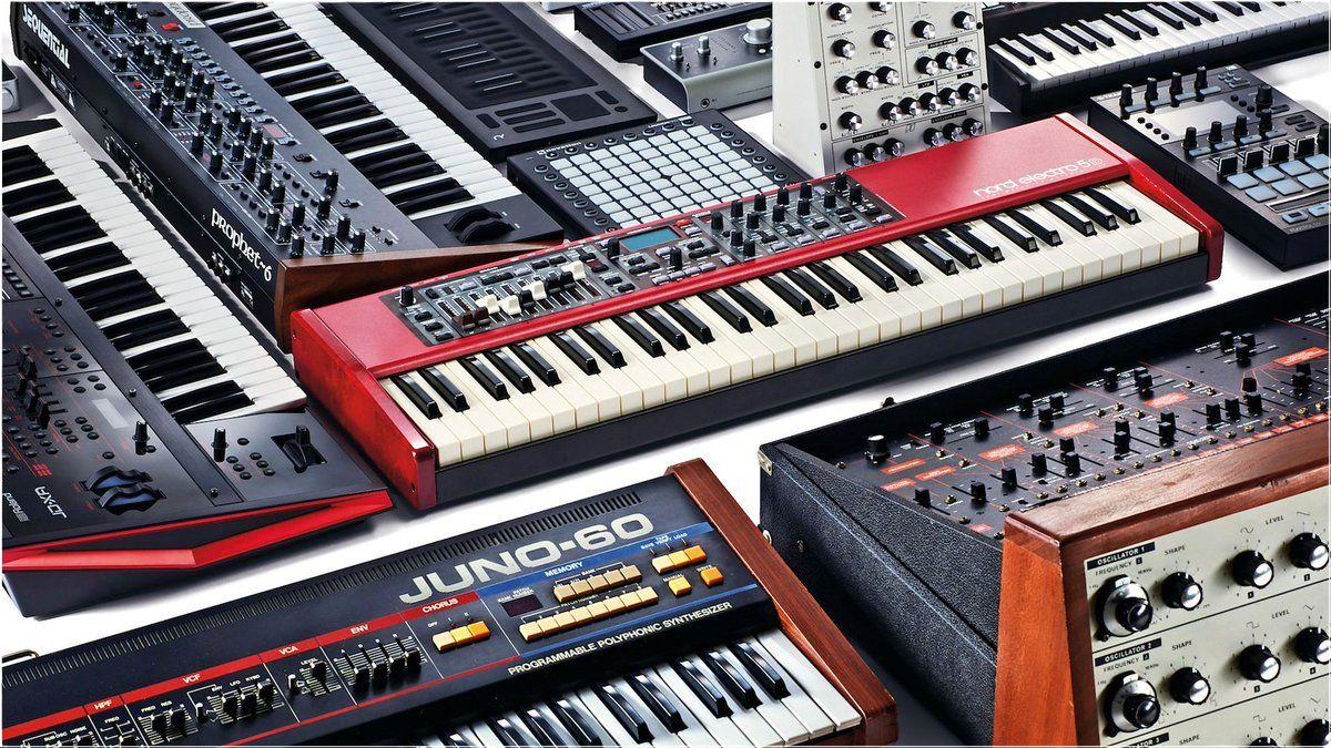 Скупка инструментов синтезаторов