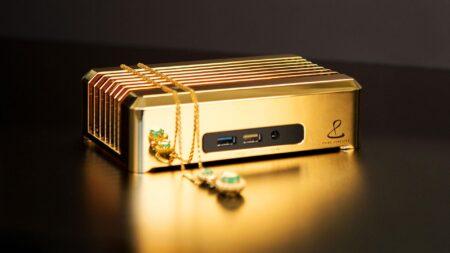 Prime Gold PC Prime Computer