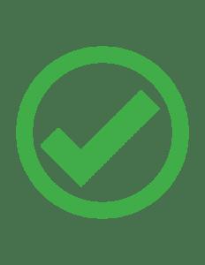 Tick Mark Circle icon icons