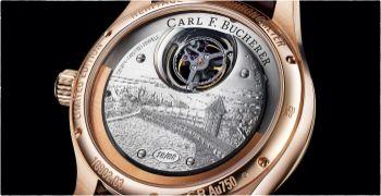 Скупка часов Carl F. Bucherer в Москве