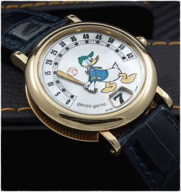 Скупка часов Gerald Genta | Займ под залог часов