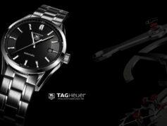 tag heuer advertisement black background carrera watches