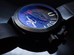 u boat wristwatch dial strap