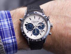 Raymond Weil Freelancer Automatic Chronograph wrist
