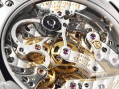 Clock Closeup Mechanism