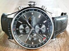 Aerowatch Les Grandes Classiques Limited Edition case